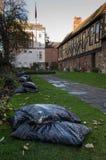 Хлам Yorks - отброс Yorks - изображения хлама или отброса Стоковая Фотография