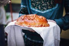 Хлебец свадьбы Стоковое Изображение