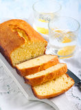 Хлебец торта кокоса Стоковое Изображение RF