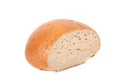Хлебец хлеба изолированный на белой предпосылке Стоковое Изображение RF