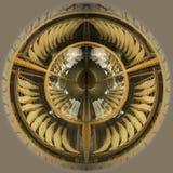 Хлебопекарни витрины Стоковое Изображение