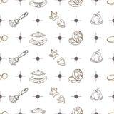 Хлебопекарня возражает картину Стоковые Изображения RF