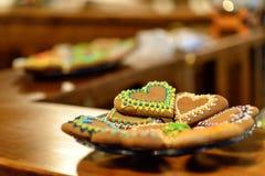 Хлебопекарня печенья Стоковое Изображение