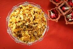 Хлебопекарня помадок закусок еды fesstival Стоковые Фото