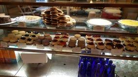 Хлебопекарня площади Стоковая Фотография RF