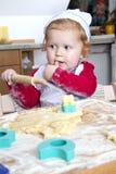 Хлебопекарня рождества Стоковое Изображение RF