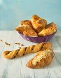 хлебопекарня свежая Стоковая Фотография