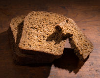 Хлебопекарня соединяет хлеб Стоковые Изображения