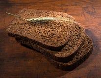 Хлебопекарня соединяет хлеб Стоковое Фото