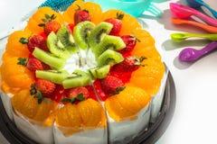Хлебопекарня торта стоковые изображения rf