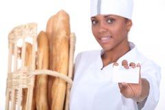 Хлебопек Стоковые Фото