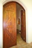 Хлебосольный вход стоковое изображение