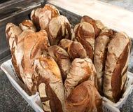 Хлебцы хлеба Брайна из печи Стоковое Изображение