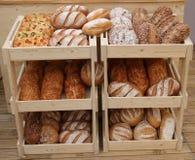 Хлебцы хлеба Стоковое Изображение RF