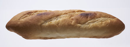 Хлеб багета Стоковые Изображения