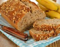 Хлеб банана Стоковое Фото