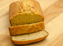 Хлеб банана Стоковые Фото