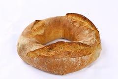 Хлеб бейгл пшеницы Стоковое фото RF
