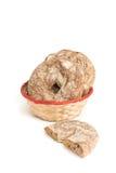 Хлеб в корзине Стоковые Фотографии RF