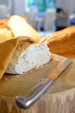 Хлеб готовый к послуженный для завтрака Стоковое Изображение RF