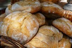 хлеб деревенский Стоковое Изображение