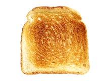 Хлеб здравицы куска Стоковое Изображение