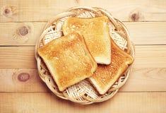 Хлеб здравицы Стоковое Изображение RF