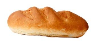 Хлеб изолированный на белой предпосылке Стоковое Изображение