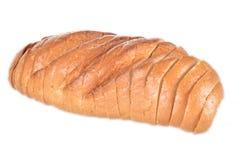 хлеб изолировал белизну хлебца Стоковое фото RF