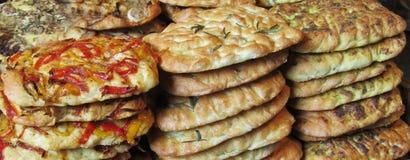 Хлеб испеченный печью итальянский Стоковое фото RF