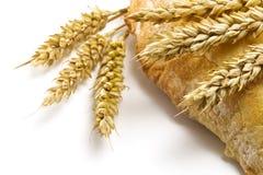 Хлеб и колоски пита Стоковое фото RF