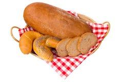 Хлеб и плюшки Стоковые Изображения