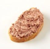 Хлеб и смачное распространение стоковая фотография rf