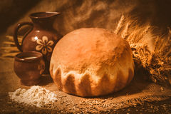 Хлеб и увольнение стоковая фотография rf