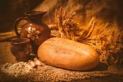 Хлеб и увольнение стоковые изображения