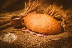Хлеб и увольнение Стоковые Фотографии RF