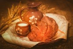 Хлеб и увольнение стоковые фото