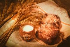 Хлеб и увольнение Стоковая Фотография