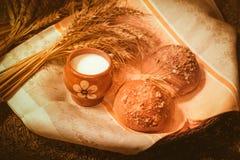 Хлеб и увольнение стоковое изображение rf