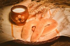 Хлеб и увольнение стоковое изображение