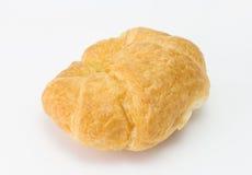 Хлеб круассана, круассан Франции изолированный на белой предпосылке Стоковые Изображения RF