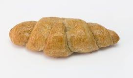 Хлеб круассана, круассан Франции изолированный на белой предпосылке Стоковое Изображение RF