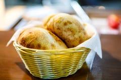 Хлеб, круглые вещи Стоковые Изображения