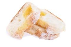 Хлеб куска Стоковые Фотографии RF