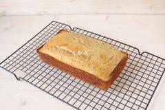 Хлеб макового семенени лимона Стоковая Фотография