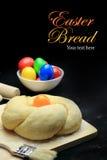 Хлеб помадки пасхи Стоковые Фотографии RF