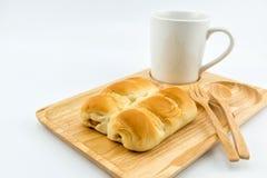 Хлеб сосиски Стоковые Фотографии RF