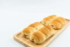 Хлеб сосиски Стоковое фото RF