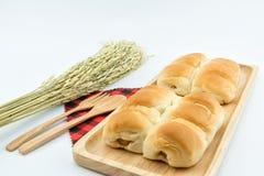 Хлеб сосиски Стоковое Изображение RF