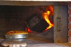 Хлеб с печью Стоковые Изображения